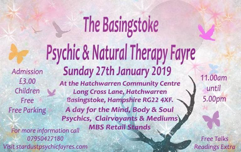 basingstoke fair 27th jan 2019