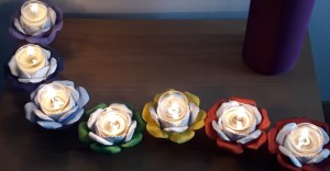 Chakra Candles 3