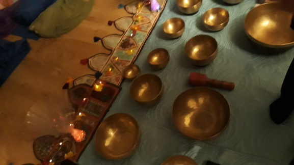 Sound Bath 2 - Himalayan Bowls