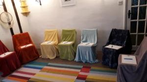 Okomoko Chairs